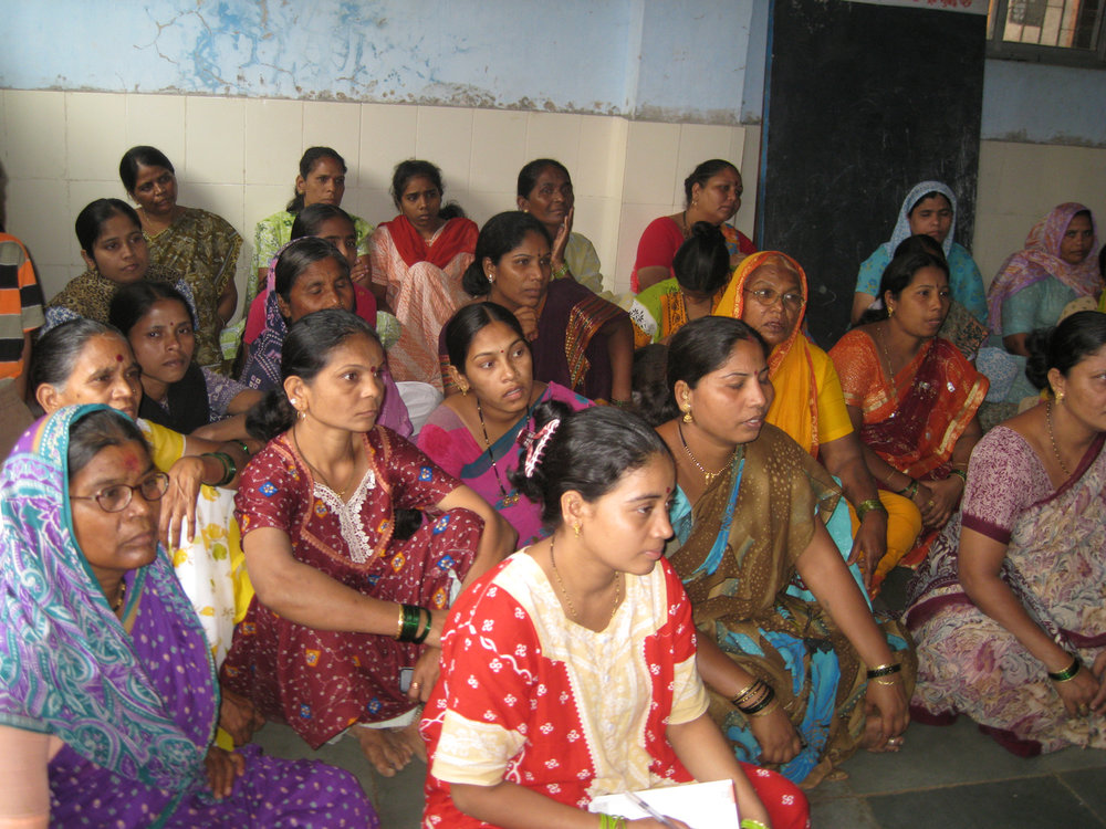 KISHORI DEVELOPMENT - We educate adolescent girls on women's rights, health, nutrition, leadership and life skills-based education. Our efforts aim to give them the values and skills to break the long-standing cycles of poverty and discrimination. We conduct more than 1,000 Kishori sessions a year, reaching over 15,000 adolescent girls.