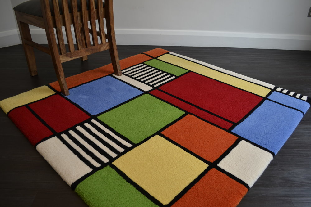 LONDON RUG WORKS Is Based In East London, UK. Deriving From A Love For  Craft And Design, The Emphasis And Vision Was To Have A Hands On Approach  To The ...
