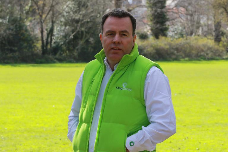 MagGrow CEO Gary Wickham