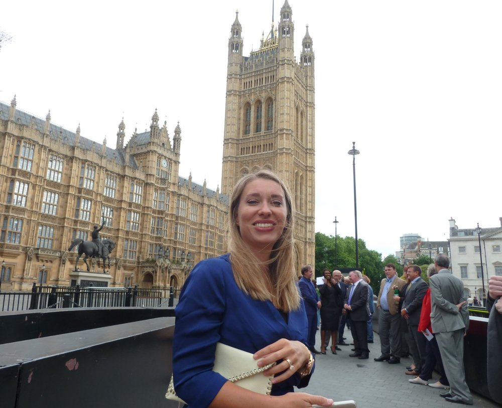 The Palace of Westminster - UK Parliament