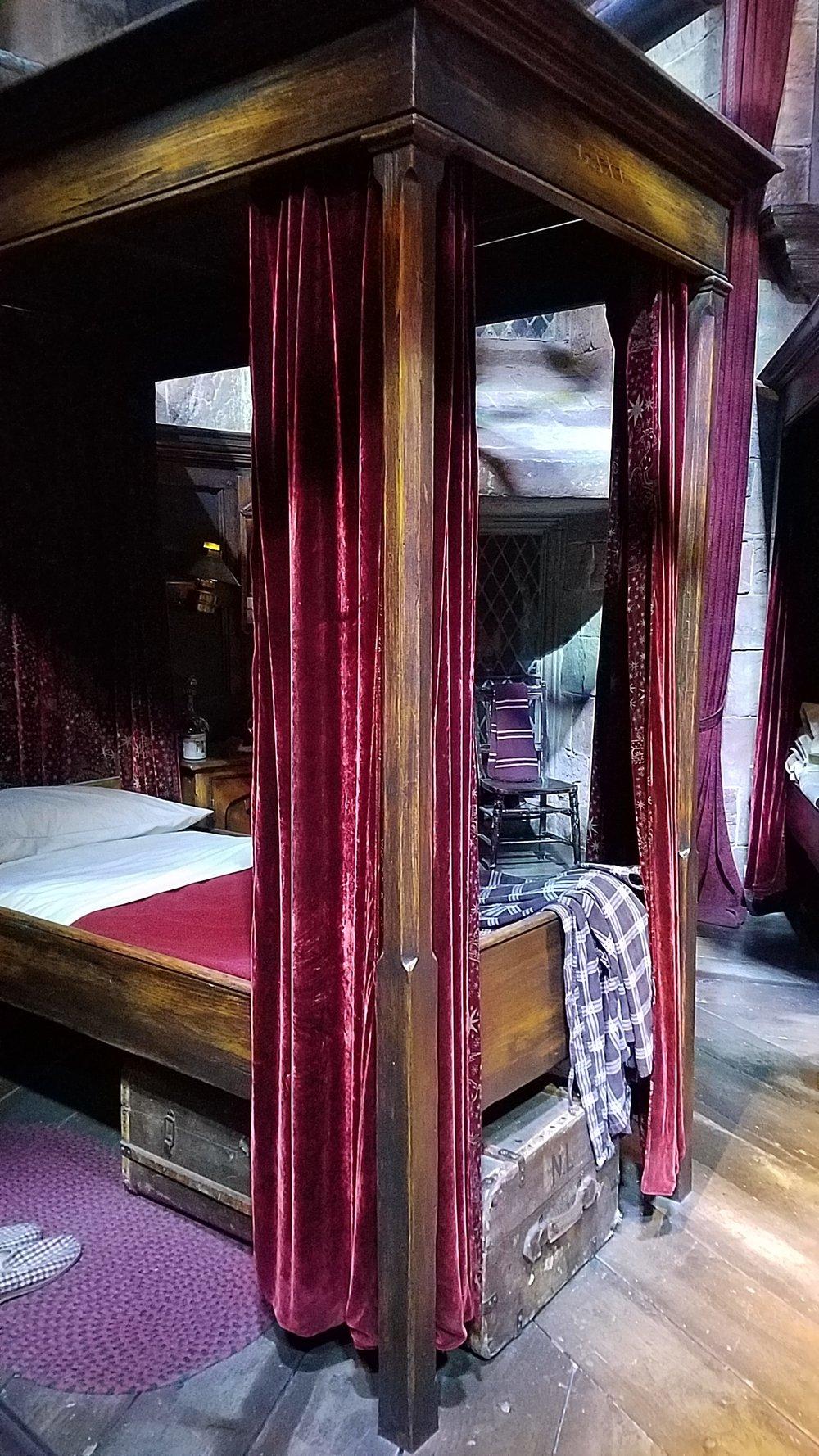 Gryffindor Boy's Dorm