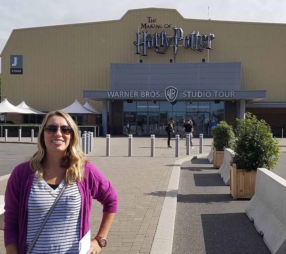 WB Studio Tour - The Making of Harry Potter