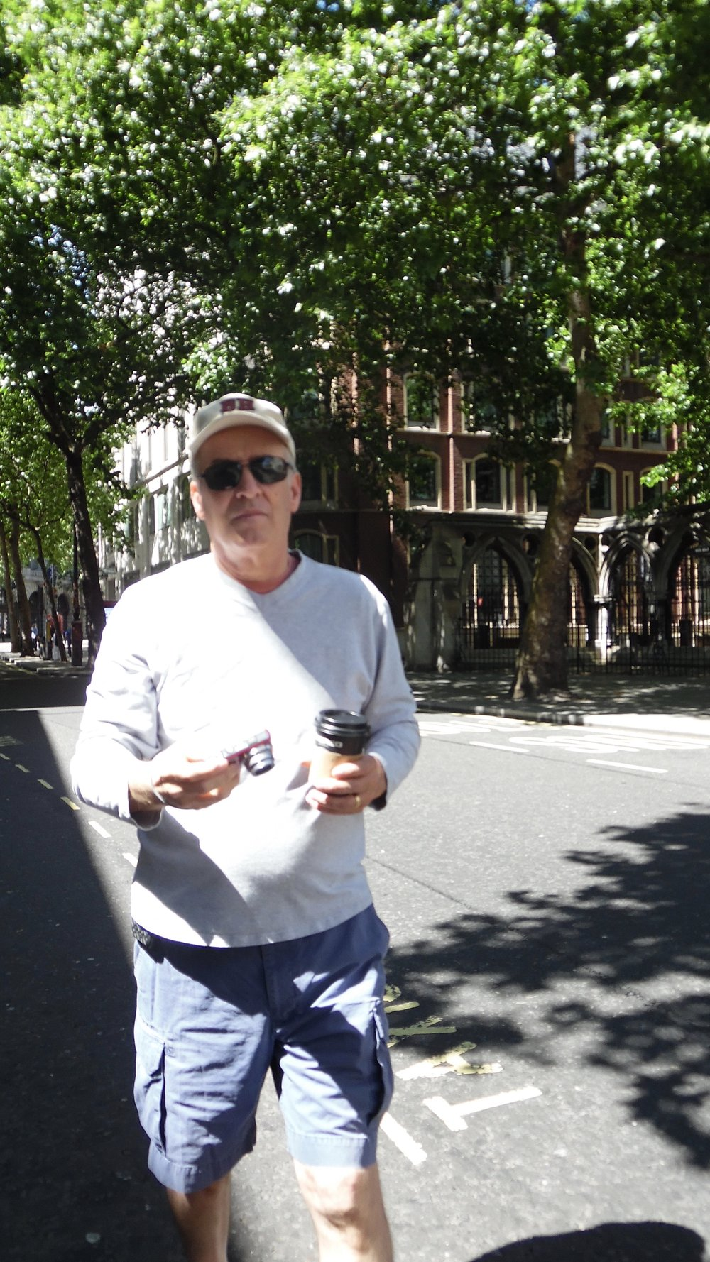 My favorite tourist