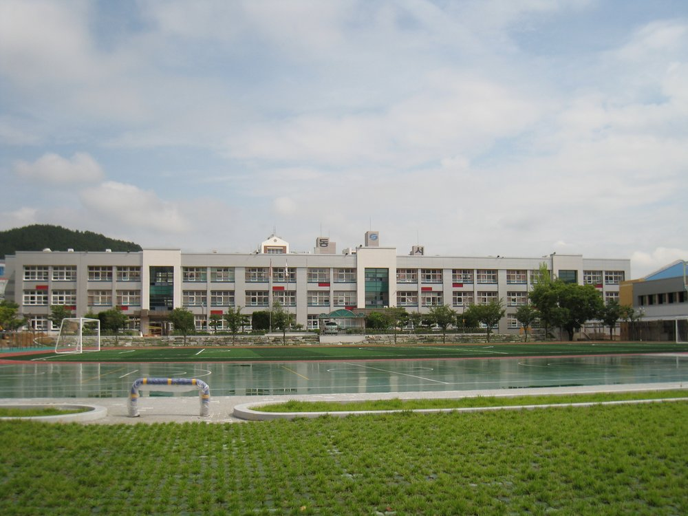 My first academic home as an expat in South Korea