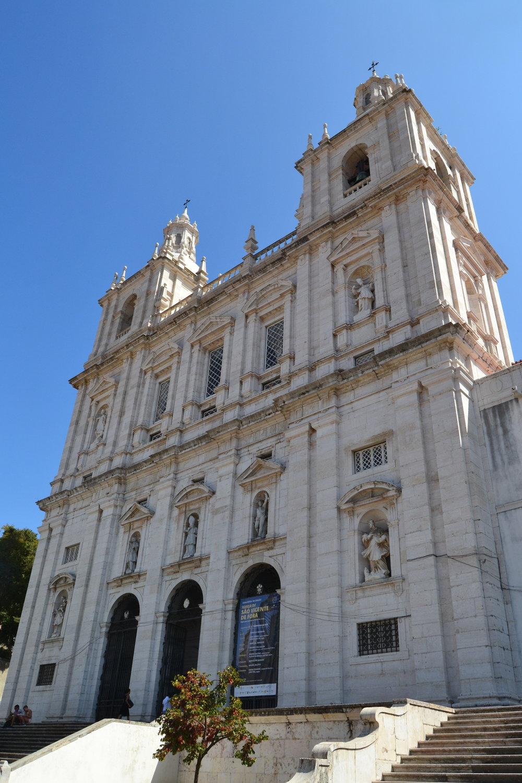 Monastery of Sao Vicente de Fora