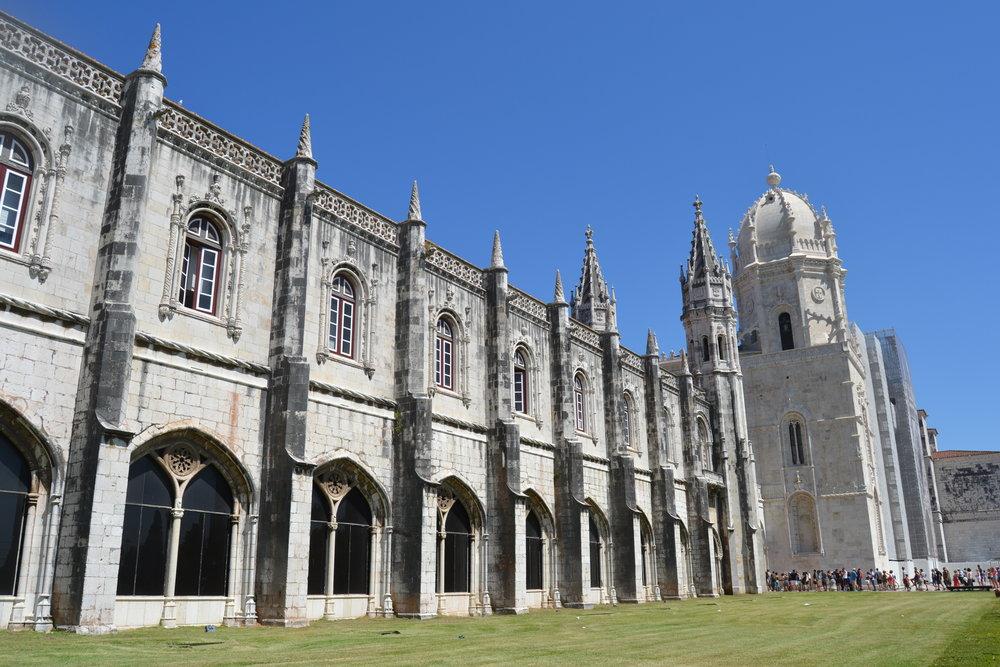 Monastery of St. Jerome (Jeronimos Monastery)