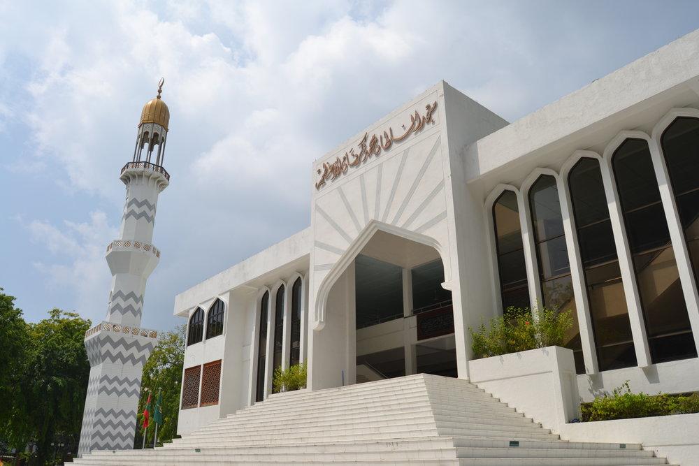 The Islamic Center of Malé