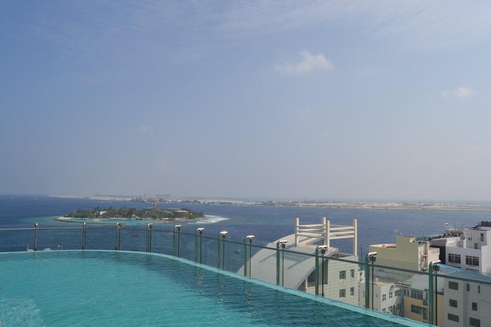 View of Malé