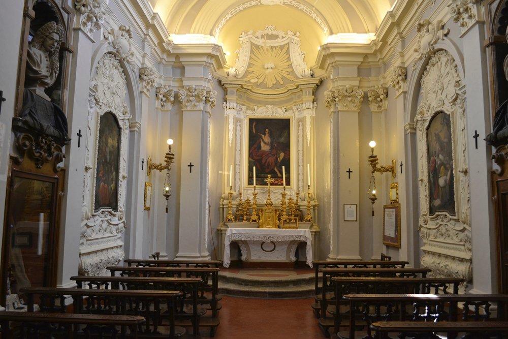 A Small Chapel in San Marino