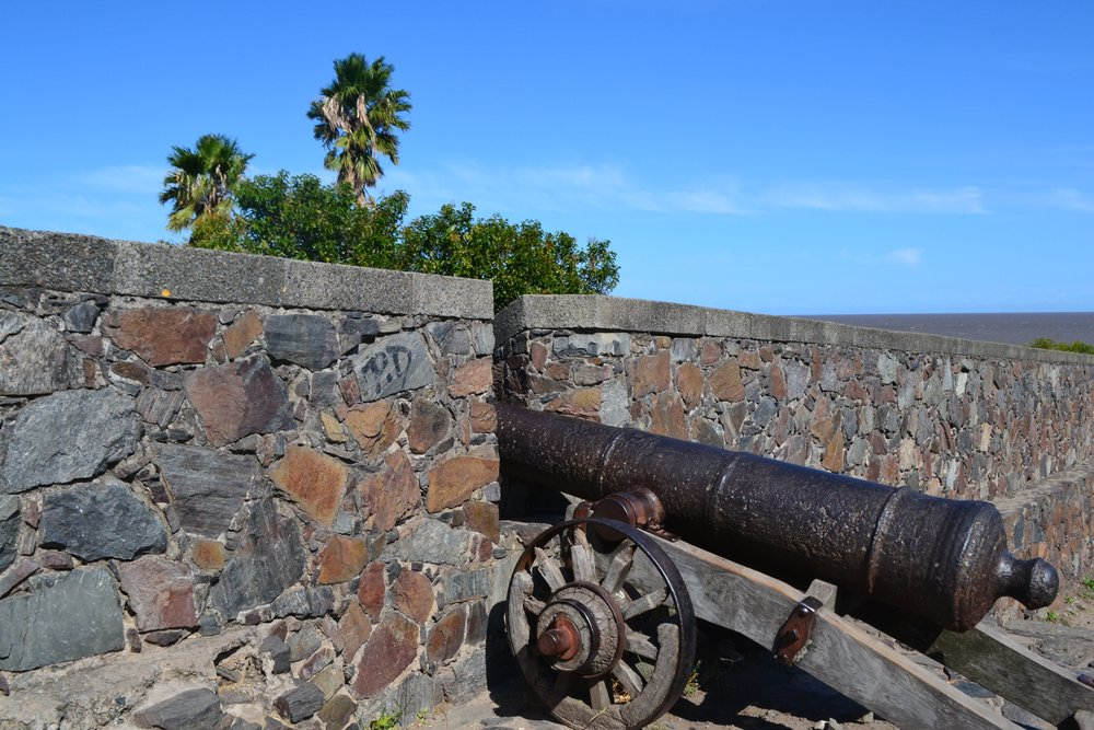 Colonial Fortifications