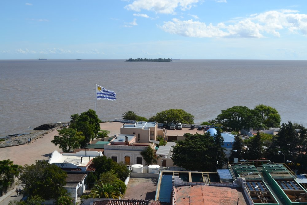 Colonia del Sacramento View