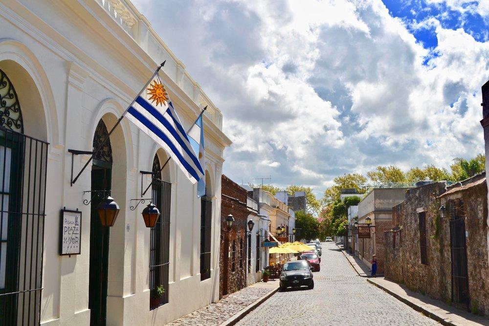Street in Colonia del Sacramento Uruguay.jpg