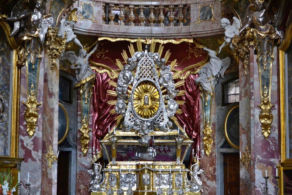 Asamkirche High Altar