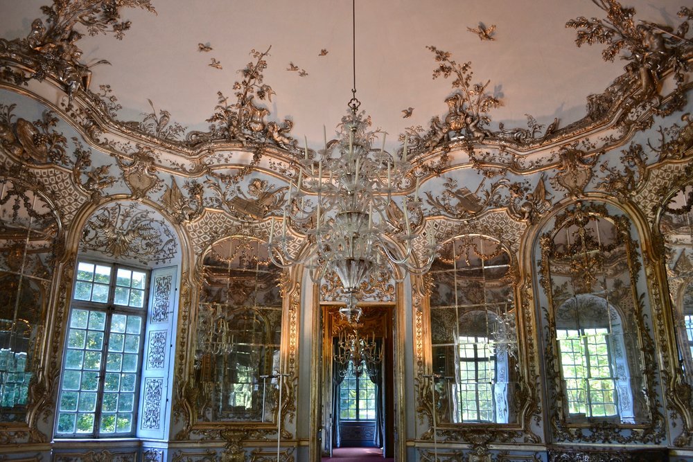 Amalienburg Hall of Mirrors