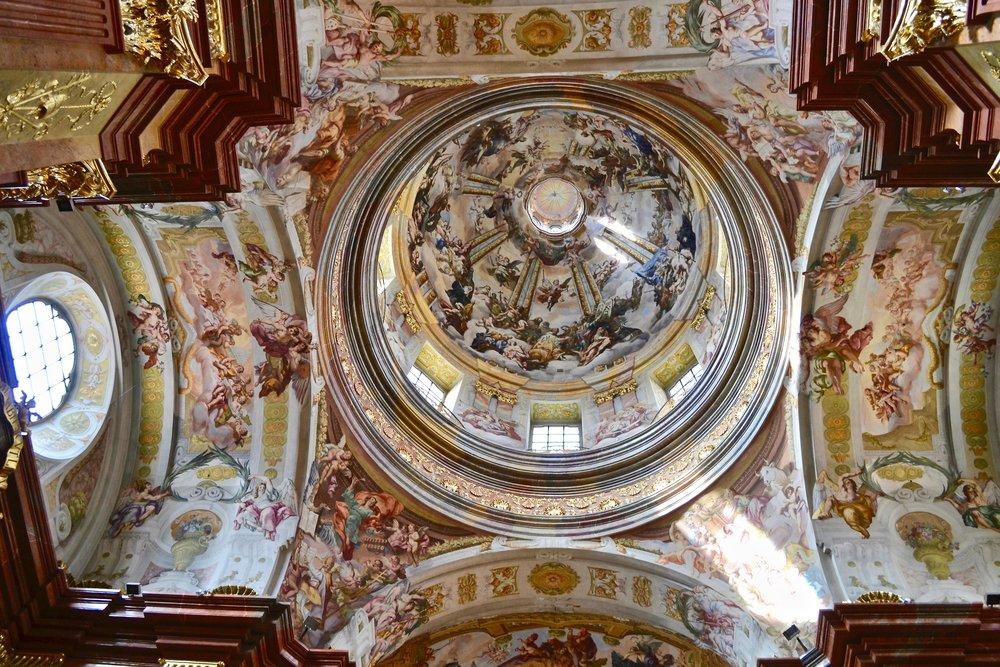 Melk Abbey Dome