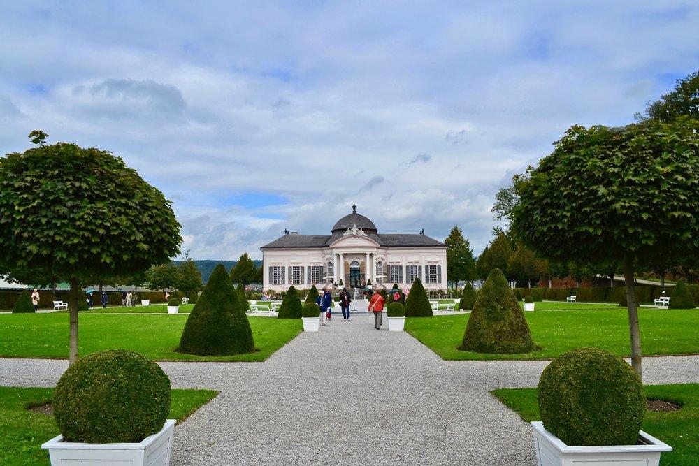 The Melk Abbey Garden Pavilion