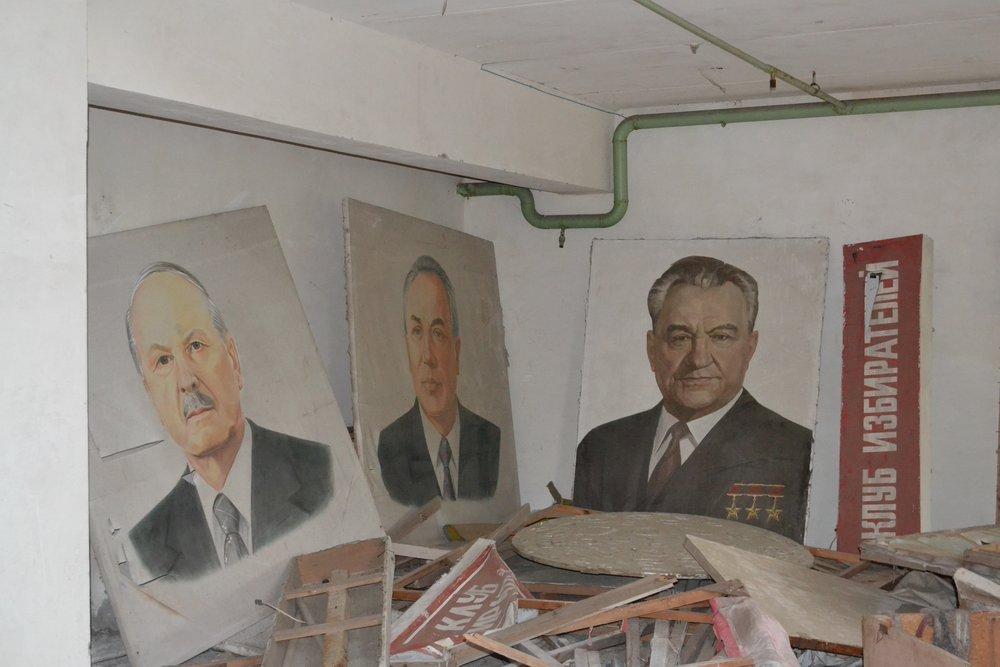 Soviet Ukrainian Leaders