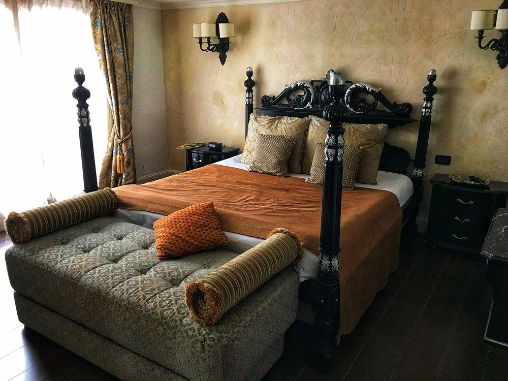 The Villa Palma Boutique Hotel room