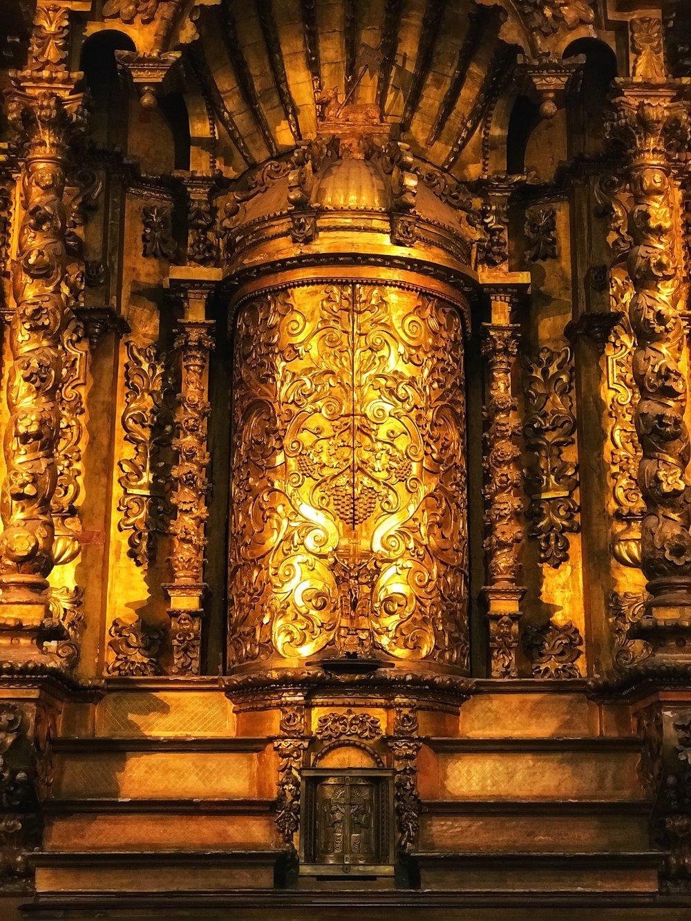 Altar de Oro (Detail)