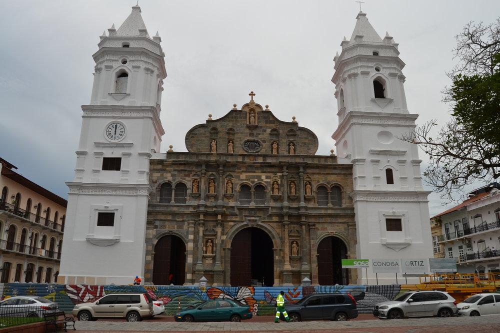 Metropolitan Cathedral of Panama City