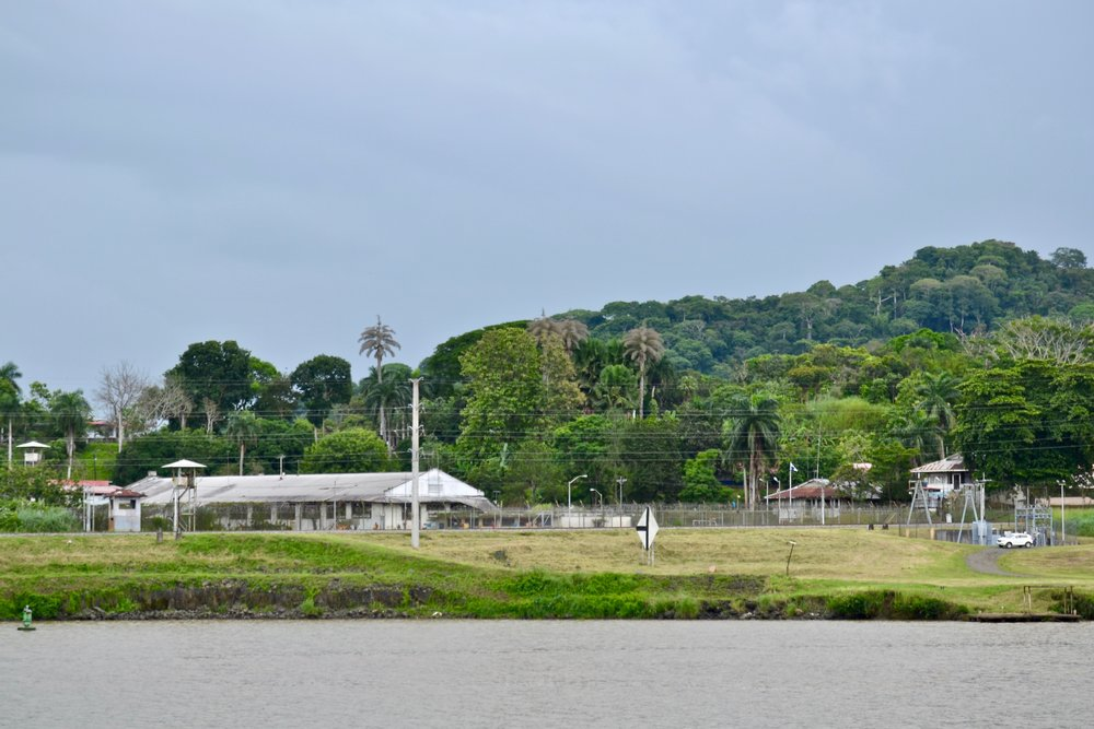 Panamanian Prison