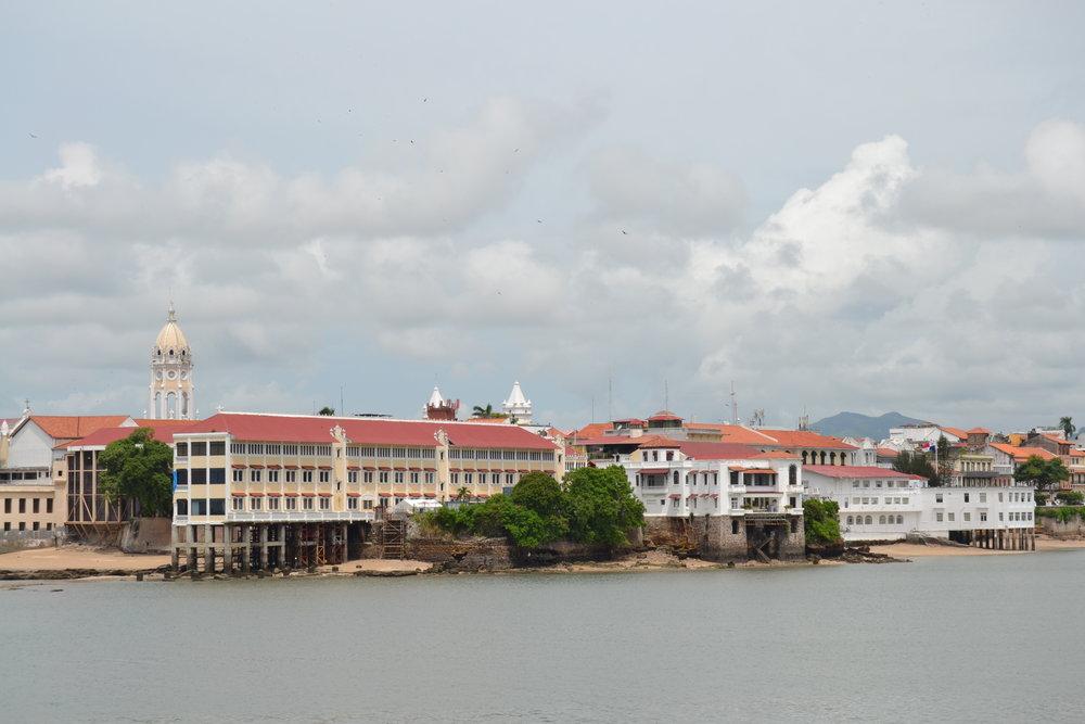 View of Casco Viejo