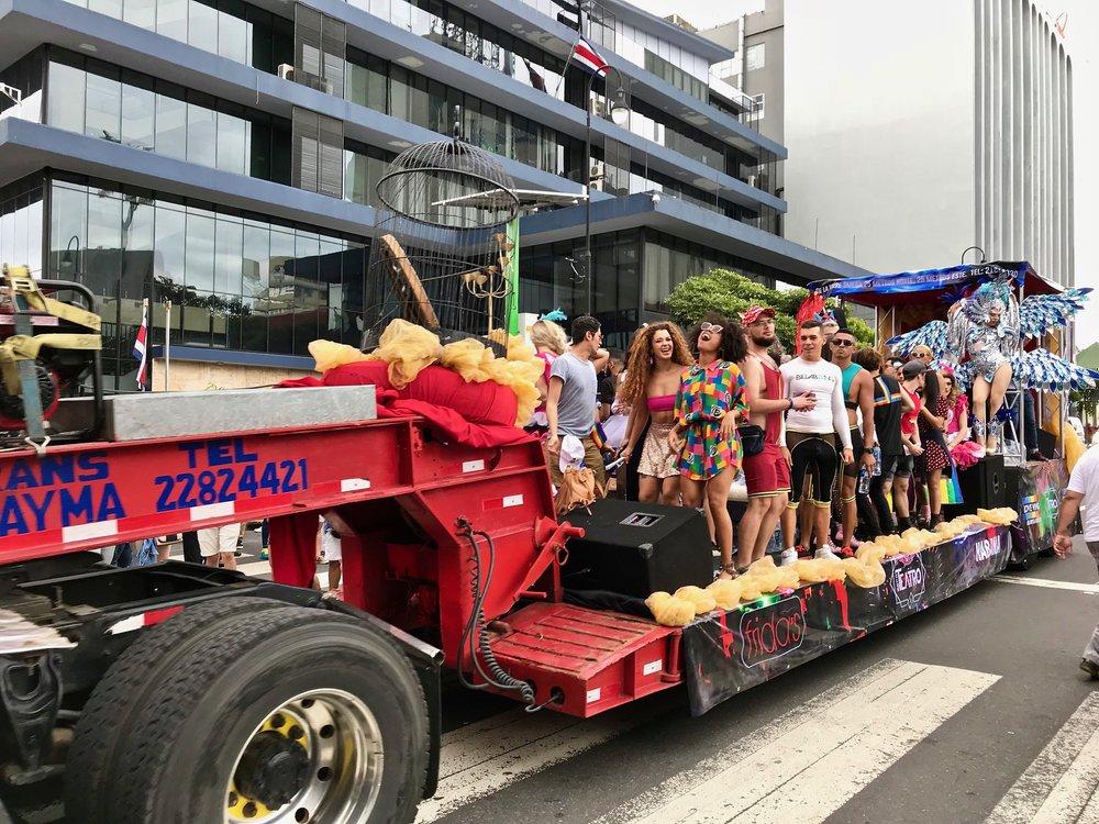 Costa Rica Pride Parade Dancers.jpg