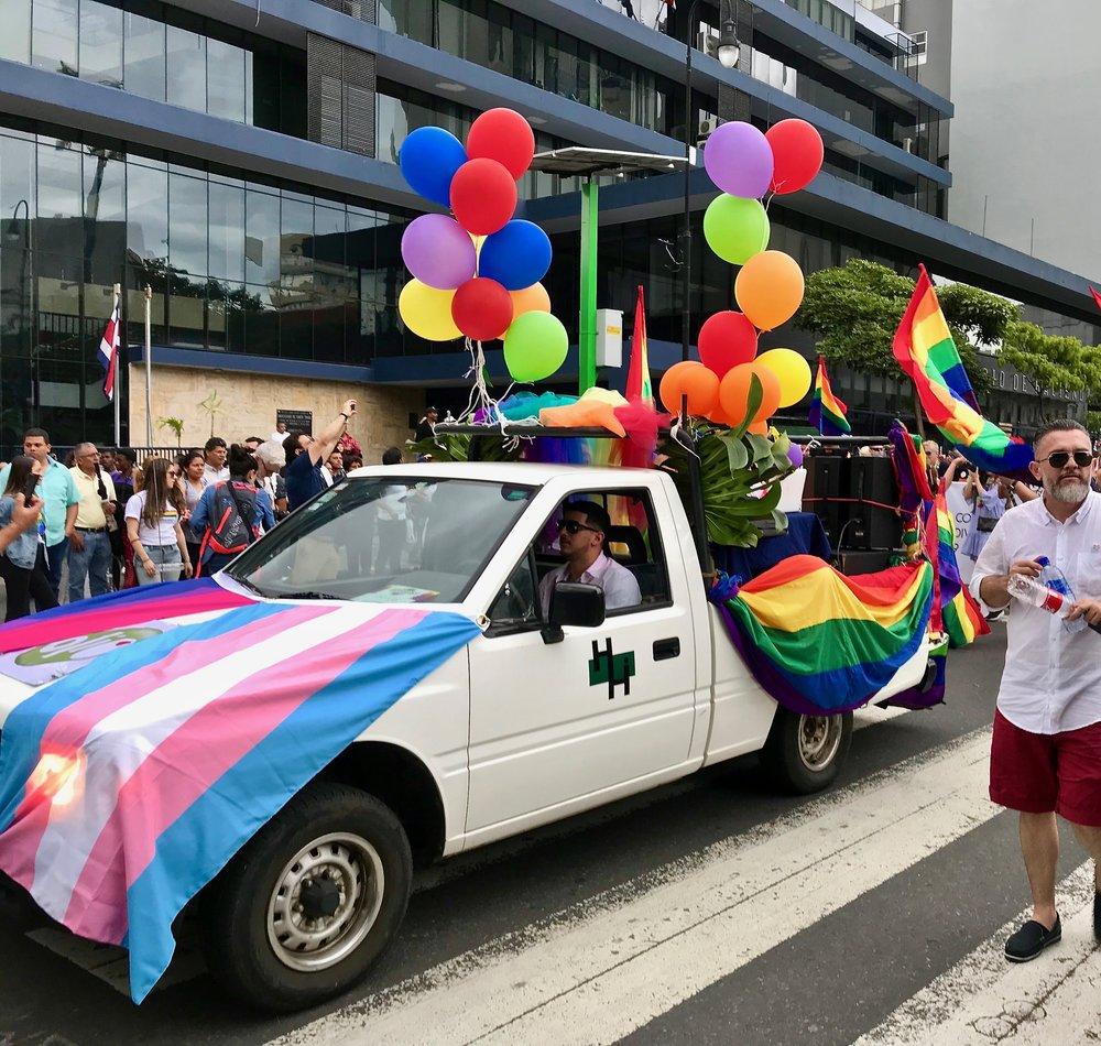 Costa Rica Pride Parade