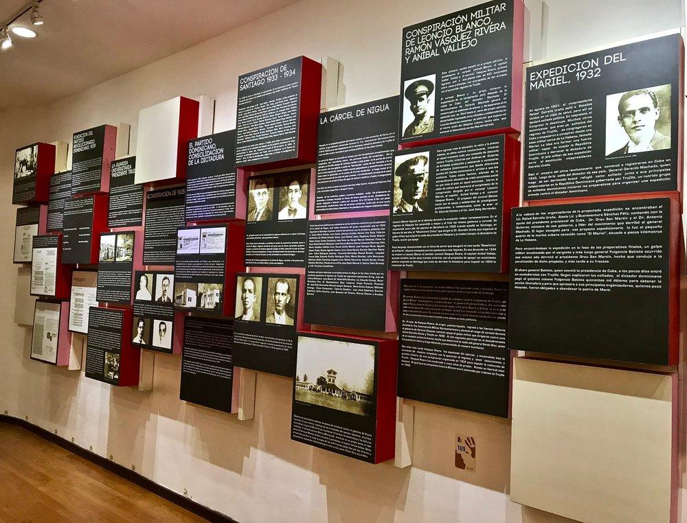 Memorial Museum of Dominican Resistance Exhibit.jpg