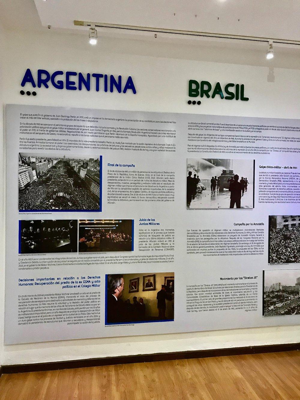 Memorial Museum of Dominican Resistance Exhibit Interior.jpg
