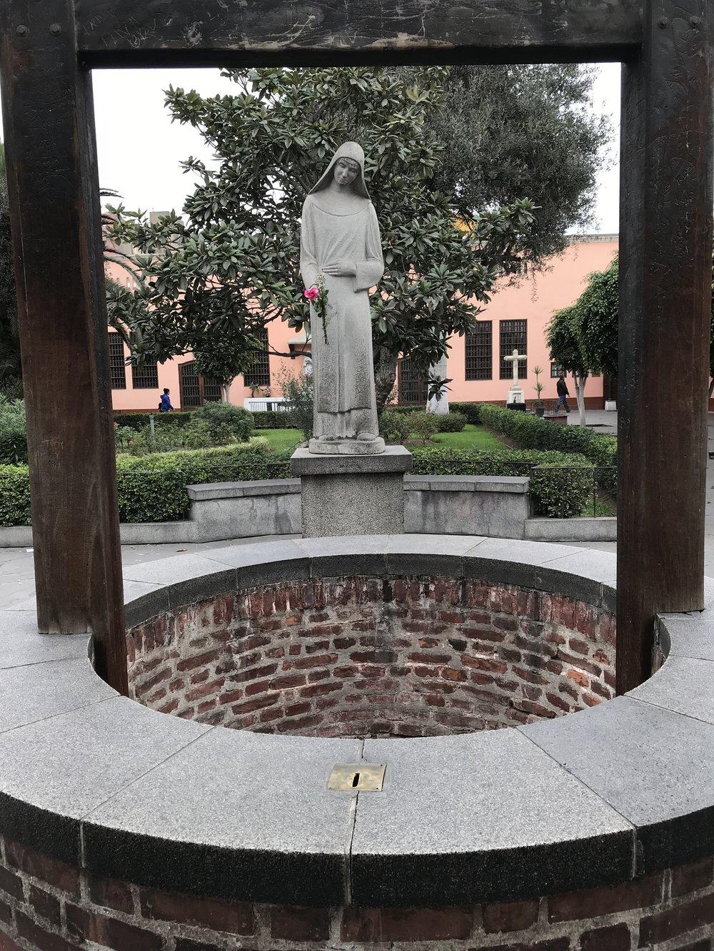 St. Rose of Lima Wishing Well.jpg