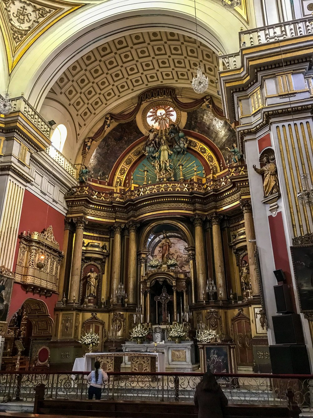 High Altar of San Pedro