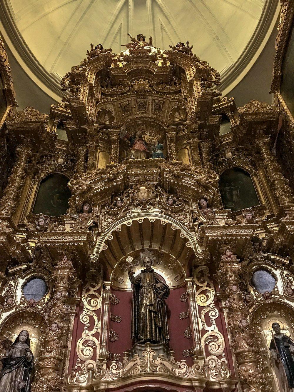 San Pedro Side Altar.JPG