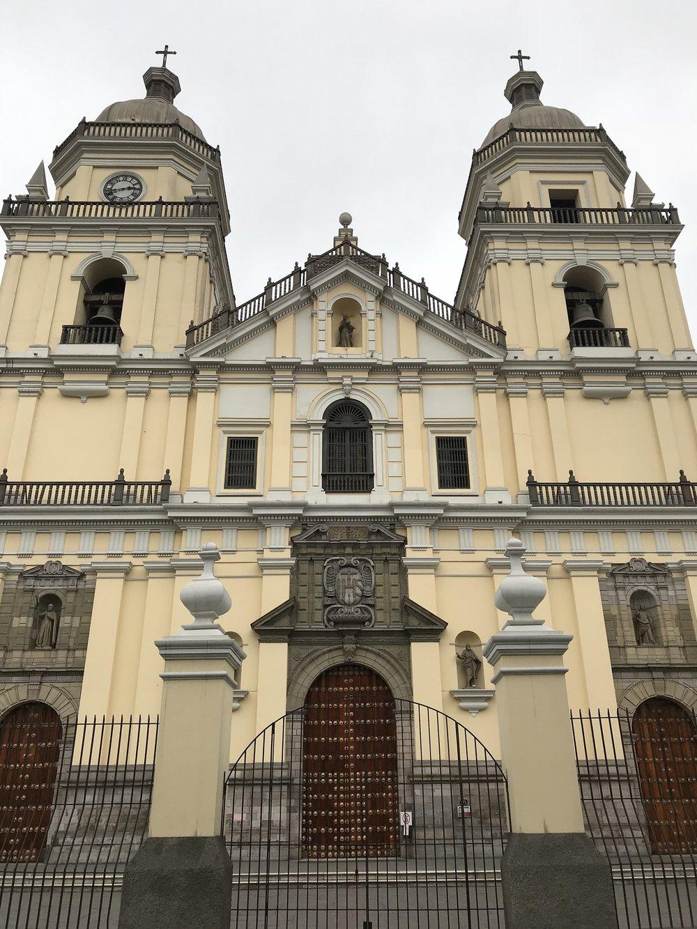 San Pedro in Lima