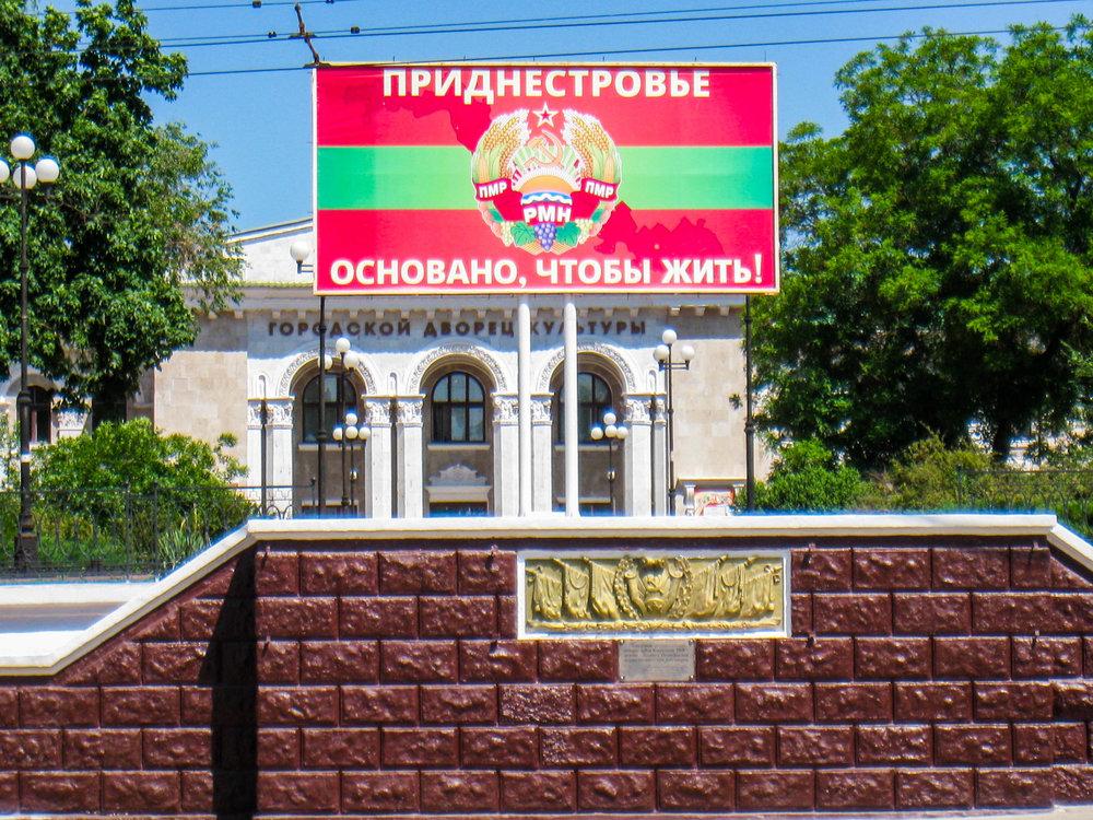 Transnistria Propaganda