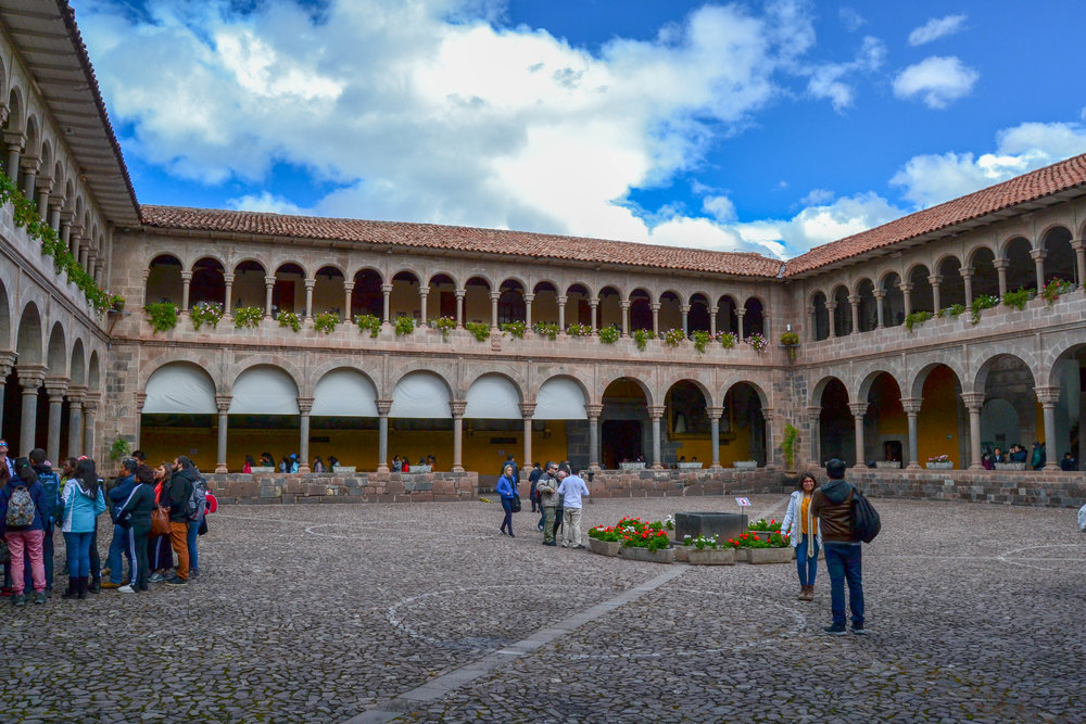 Convent of Santo Domingo in Cusco