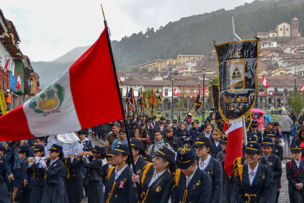 Religious Procession Cusco Peru.jpg
