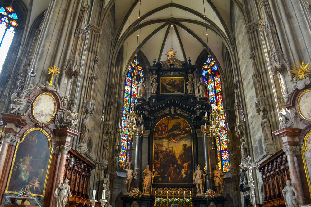 High Altar of St. Stephen's Cathedral