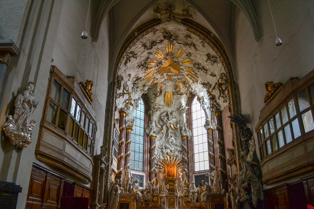 Michaelerkirche High Altar