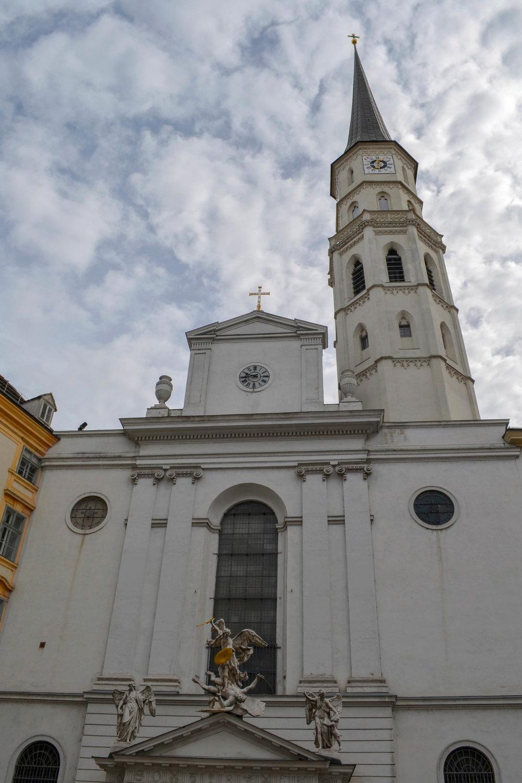 Church of St. Michael in Vienna