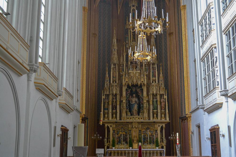 Augustinian Church High Altar