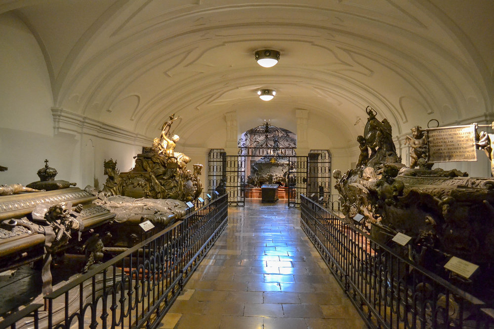 Imperial Crypt in Vienna
