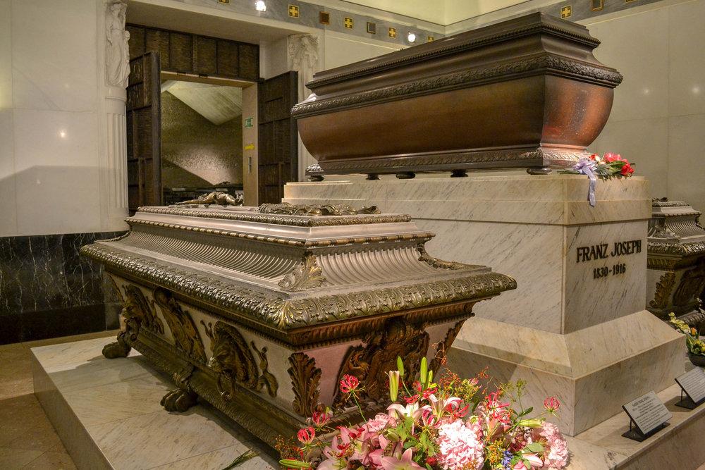 Tomb of Franz Joseph
