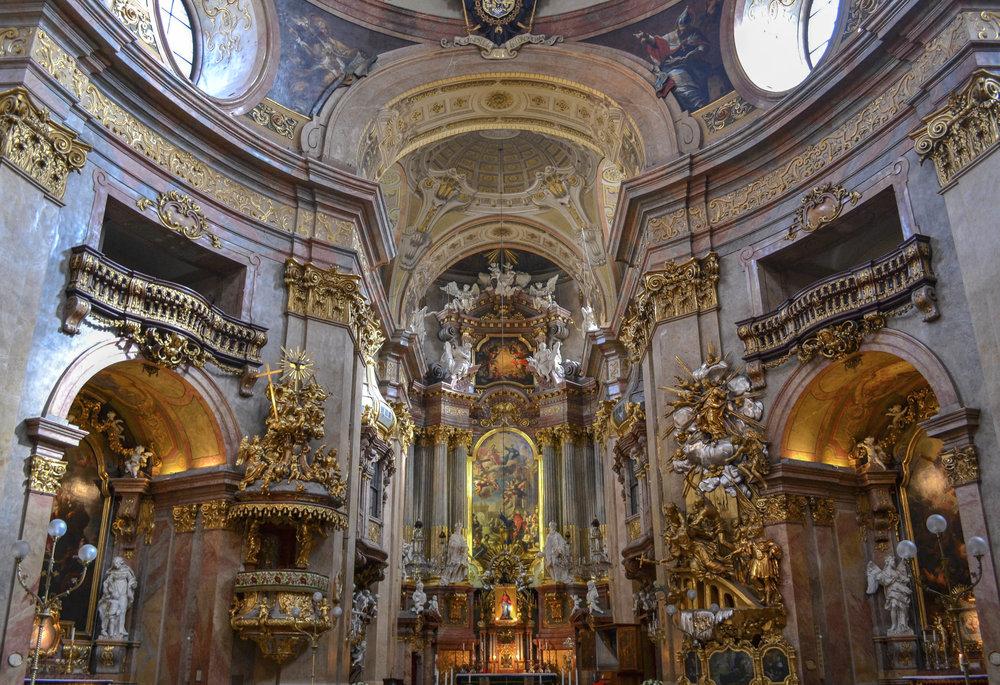 Peterskirche High Altar