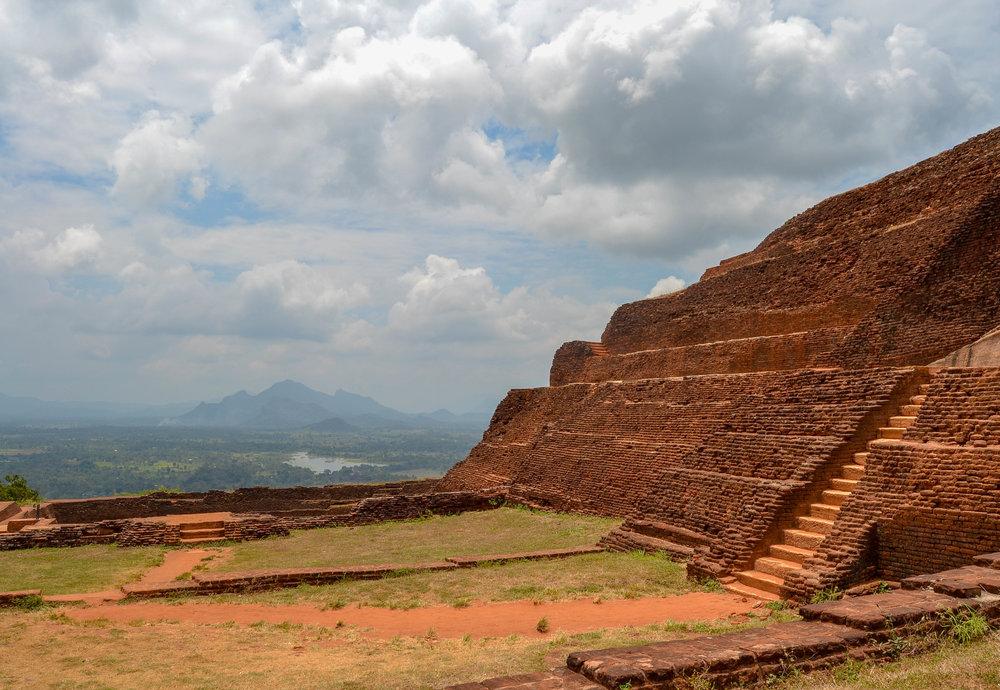 Sigiriya Rock Fortress Palace.jpg