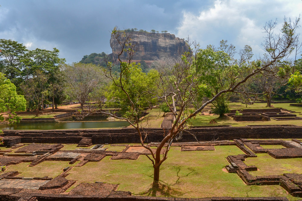 Sigiriya Rock Fortress from Gardens.jpg