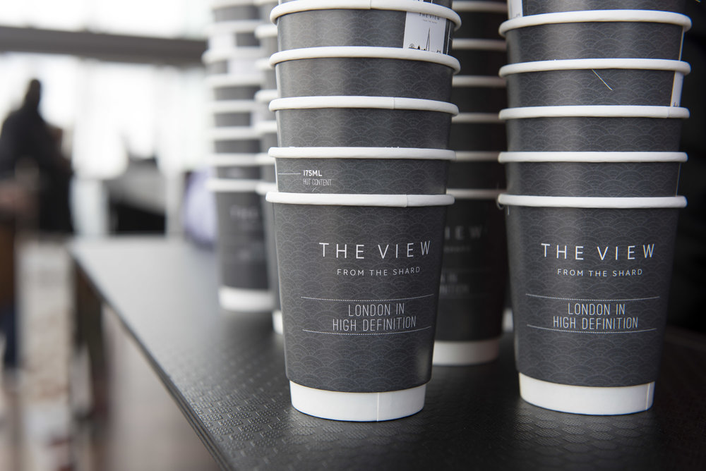 BRANDED PAPER CUPS   View our range of branded paper cups available in single, double or triple wall.