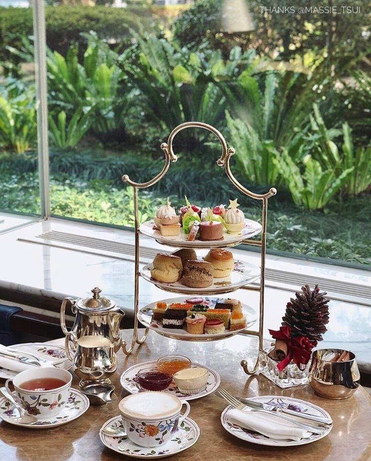 Island Shangri-La's Lobby Lounge Afternoon Tea.jpg