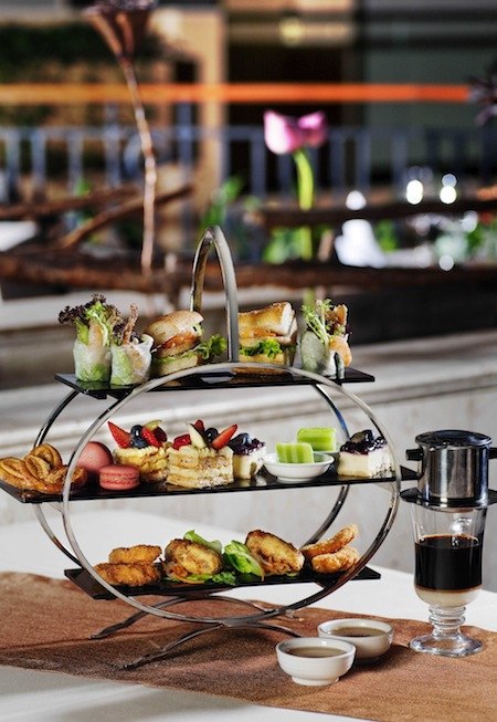 The Royal Garden Hotel's The Soleil Afternoon Tea Set.jpg