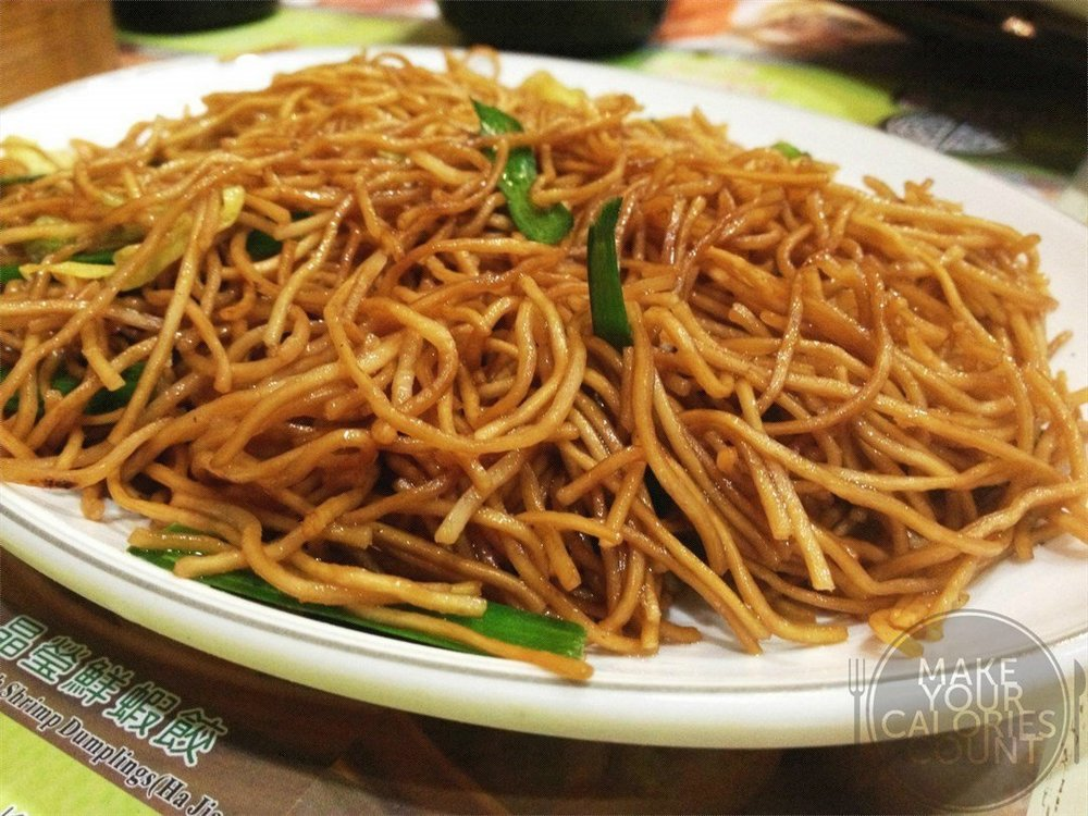 Chow Mein Tim Ho Wan
